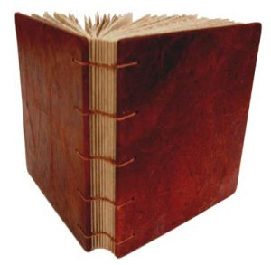 Coptic, a medieval style of binding