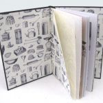 Showing endpapers