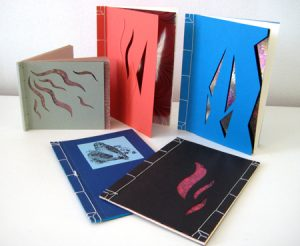 Attractive side stitched notebooks